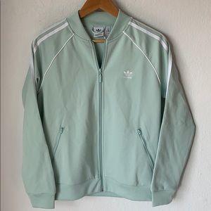 🆕 Adidas   Mint Track Jacket
